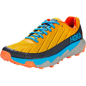 Hoka One One Torrent Running Shoes Men beige/blue